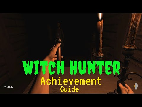 Full Download] Witch Hunter Trainer Full Guide 2