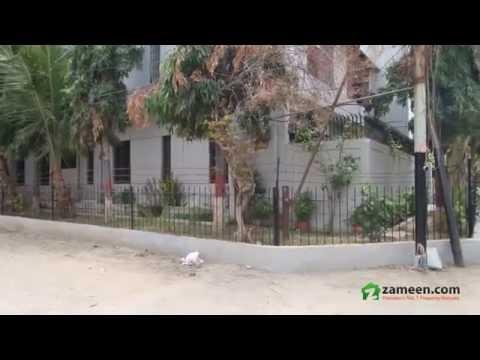 240 YARDS FURNISHED CORNER HOUSE FOR SALE IN GULSHAN-E-IQBAL