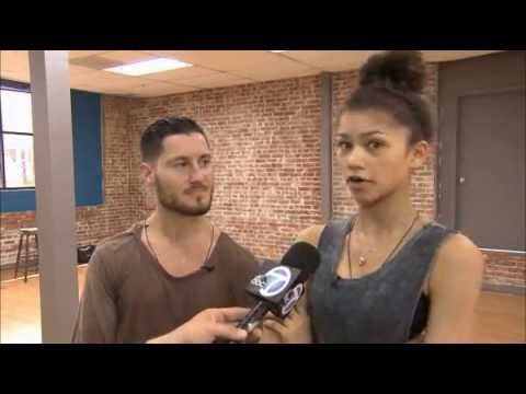 Zendaya wants to win 'DWTS' for Val, inspire kids - OTRC