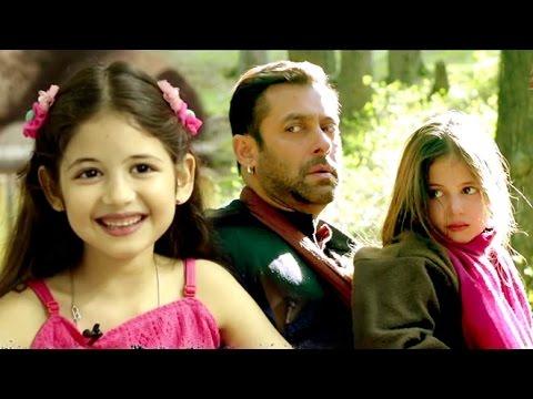 Revealed: How Salman Khan Chose Harshali Malhotra As Munni In Bajrangi Bhaijaan