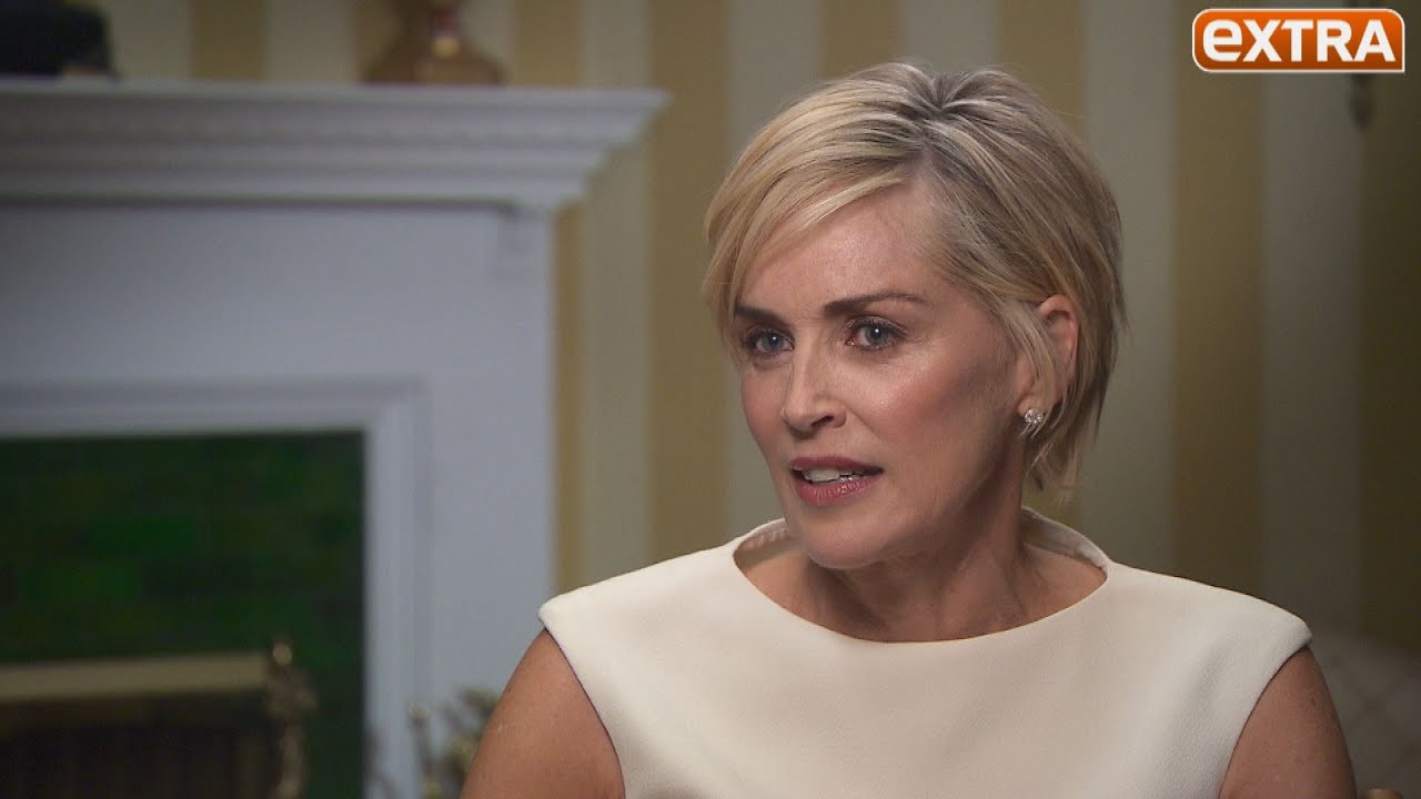Sharon Stone Supports Hillary Clinton For President Talks