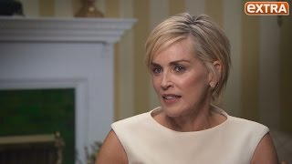Sharon Stone Supports Hillary Clinton for President, Talks New Show 'Agent X'