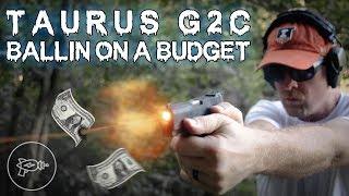 A Penny Pinching Pocket Pistol? Taurus G2C [Review]