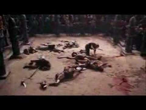 lucha gladiadores roma al estilo montijano