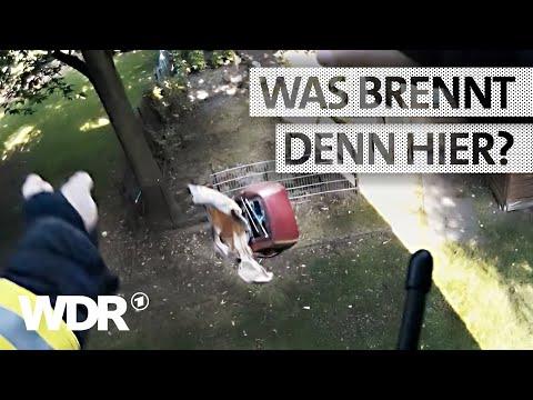 Feuer & Flamme   Einsatz: Küchenbrand in Hassel   WDR