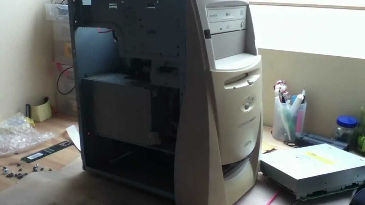 Old Compaq Presario 5060 From 1998 Found In Junk Working Youtube