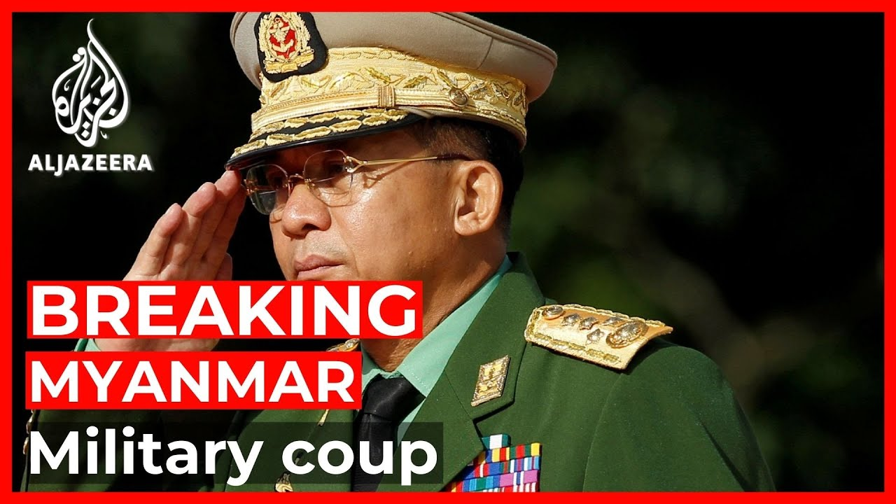 Myanmar Coup: With Aung San Suu Kyi Detained, Military Takes ...