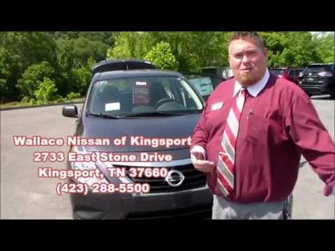 New 2015 Nissan Versa S Plus At Wallace Nissan Of Kingsport Youtube
