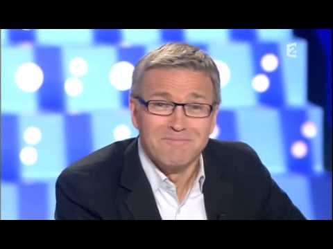 Gérard Colomb - On n'est pas couché 7 mars 2009 #ONPC