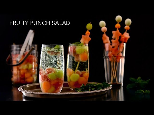 Fruity Punch Salad