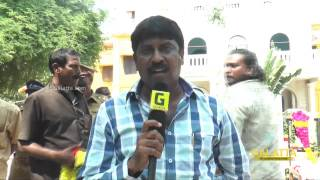 Vajram Shooting Spot | Galatta Tamil