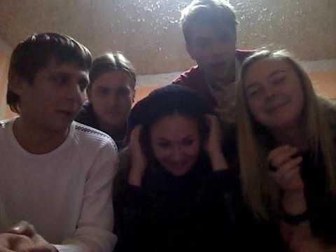 Crazy hello from Belarus