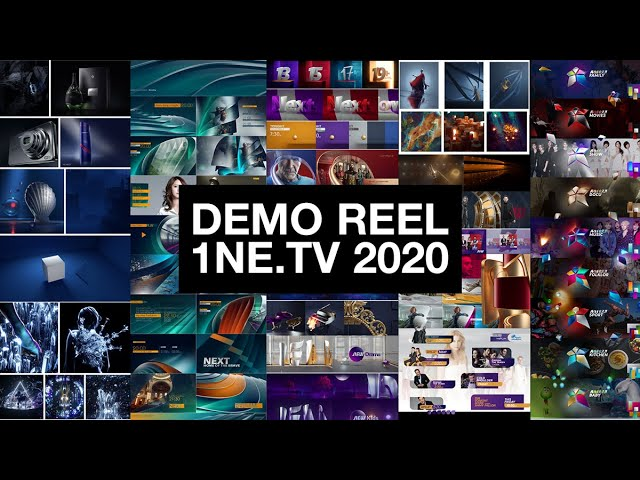 DEMO REEL 2020 | 1NE DOT TV