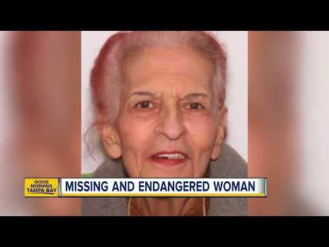 SILVER ALERT: Pasco deputies ask for help locating New Port Richey woman