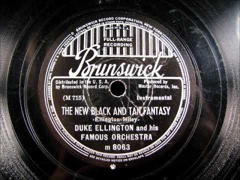THE NEW BLACK AND TAN FANTASY by Duke Ellington