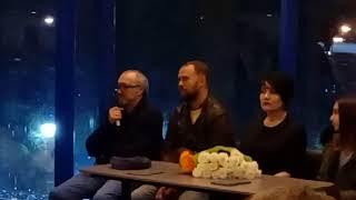"""Пресс-конференция после закрытого показа фильма """"Жги"""""""