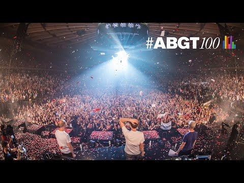 Above & Beyond  at Madison Square Garden Full HD Set #ABGT100 New York
