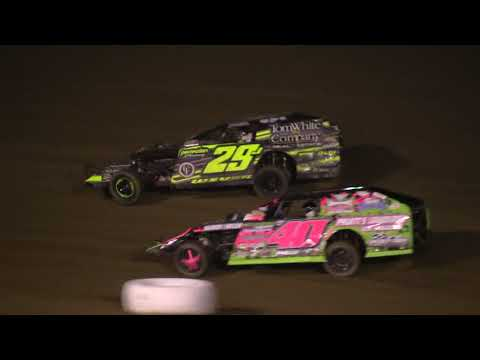 9 16 17 Modified Heat #3 Patriot 100 Lincoln Park Speedway