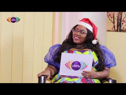 Ghana's only Comedienne Heiress Jacinta speaks about her life and career
