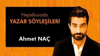 Ahmet Naç Hepsiburada Yazar Söyleşileri