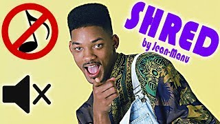 WILL SMITH SHREDS THE FRESH PRINCE OF BEL AIR [Silent Clip]