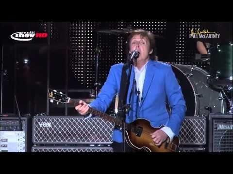 Paul McCartney - All My Loving - Live São Paulo 2010 - 720p HD