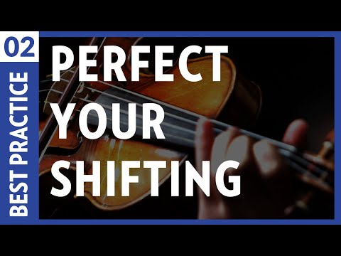 Amazing Violin Exercise For SHIFTING!
