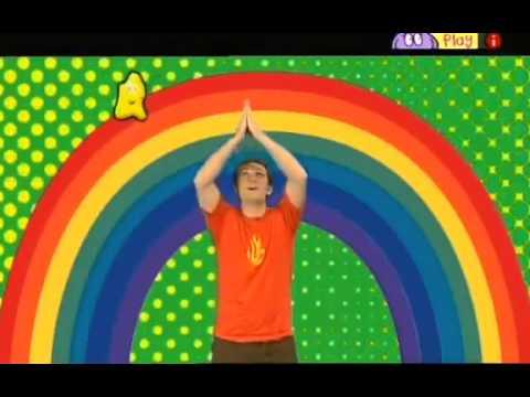 Boogie Beebies - Rainbow Sky