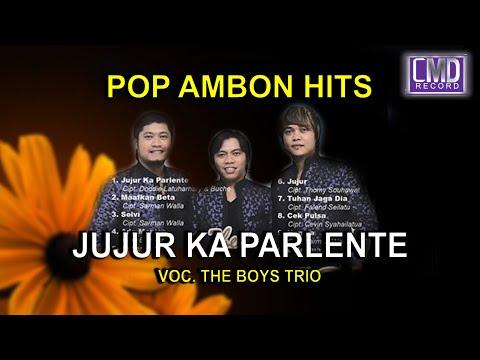 THE BOYS TRIO POP AMBON - JUJUR KA PARLENTE [Official Music Video] [HD]#Music