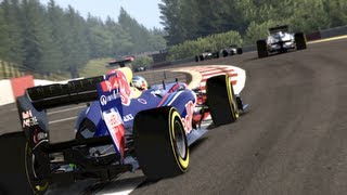 First 30 Minutes: F1 2011 [XBOX360/PS3/PC]