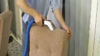 Upholstery Cleaning Steps - Rockhampton