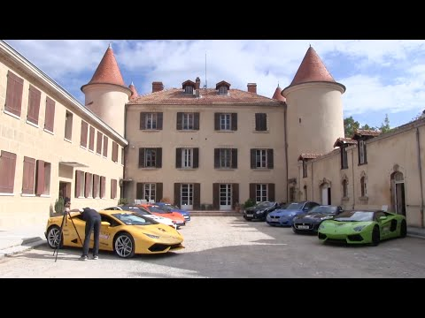 SPEED DATING IN FRANCE (Forza Road Trip)