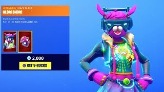 Fortnite January 1st, 2019 Item Shop! - DJ Bop Skin!