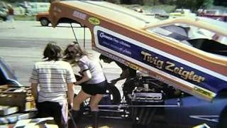 Early, Vintage, Drag Races--1972 Deer Park, Spokane, Washington