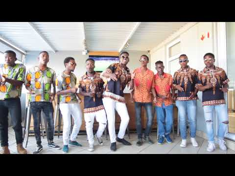 Mofolo Melodies - The best accapella singers in Africa.