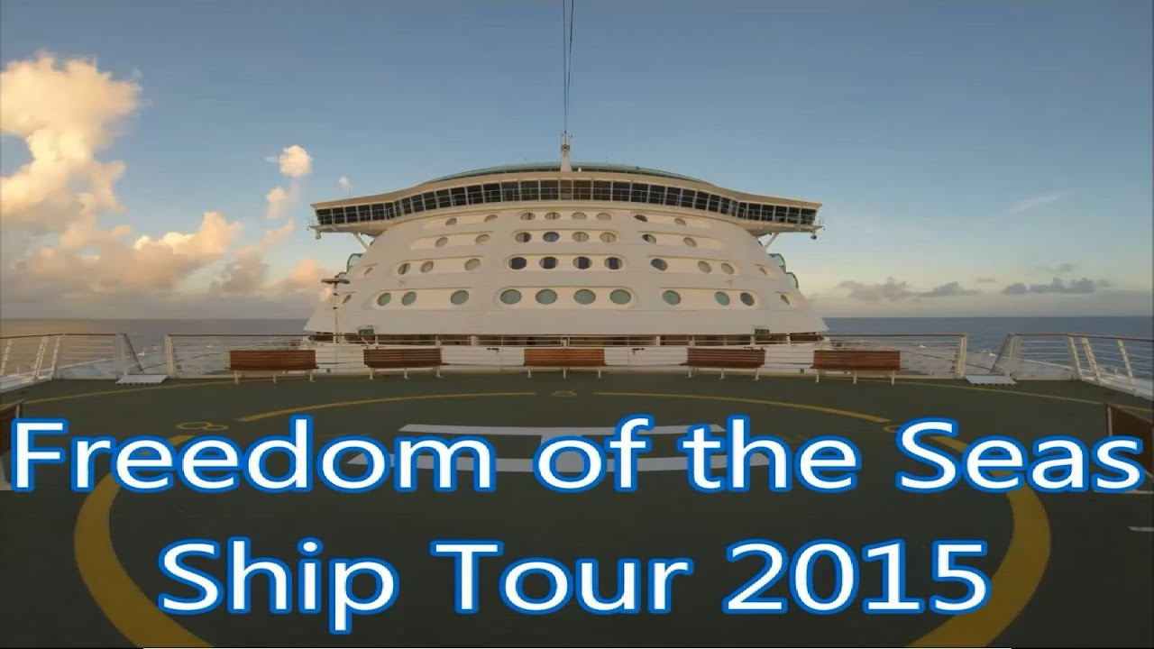 Freedom of the seas renovations 2015 -