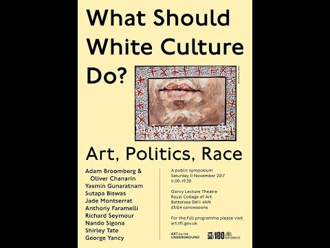What Should White Culture Do? Part 1 of 3