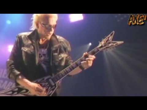MICHAEL SCHENKER  [ ON & ON ] LIVE JAPAN
