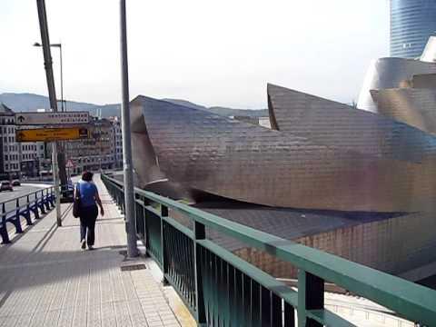 Spain - Bilbao Guggenheim Museum