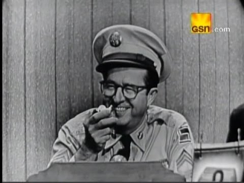 What's My Line? - Phil Silvers (Nov 13, 1955)
