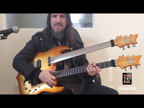 """Sons of Apollo's Ron """"Bumblefoot"""" Thal!"""