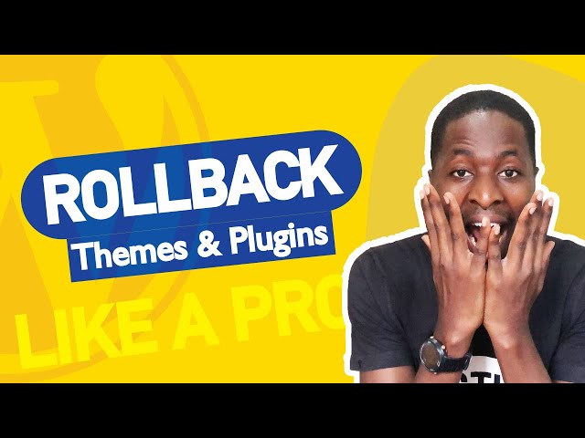 Backup and Rollback a WordPress Website for Free