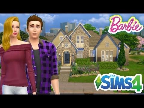 Barbie ve Ailesi The Sims 4 Evi 2.Bölüm | Evcilik TV
