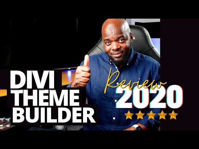 Divi Theme Builder 2020