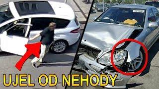 DŮCHODCE MI NABOURAL AUTO A UJEL! + VIDEO