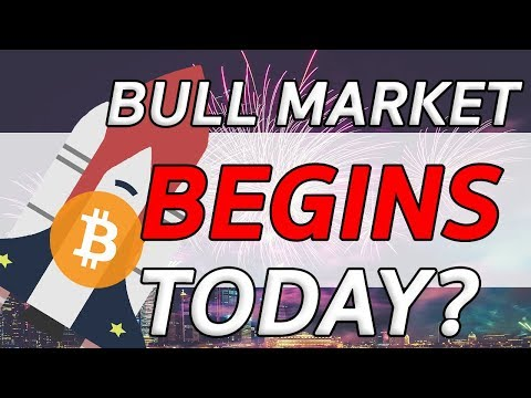 BITCOIN BULL MARKET BEGINS? BITCOIN ETHEREUM LITECOIN BTC ETH LTC PRICE UPDATE (TECHNICAL ANALYSIS)