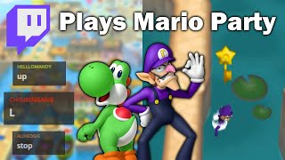 Teaming Up With My Chat In Mario Party 7