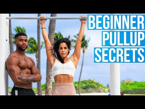 The Best Pullup Exercises BEGINNERS Should Do!