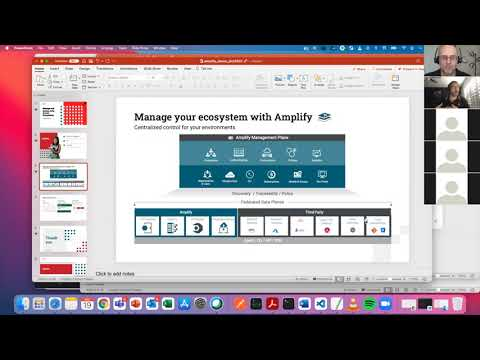 Amplify Demo Replay: Manage and Govern APIs Across Ecosystems – October 19, 2021