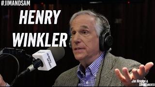 Henry Winkler - Dyslexia, Cash Me Outside, Meryl Streep, Donald Trump - Jim Norton & Sam Roberts